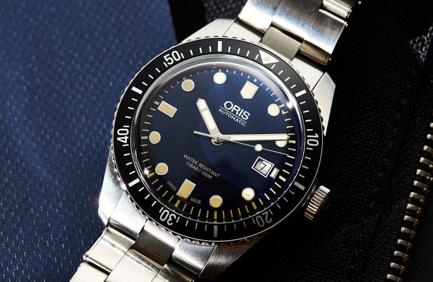 811f97c3681 Buy Best Oris Replica Store. This Oris Divers Sixty Five Replica Watch ...