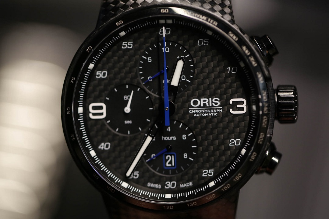 1c434f7e5 On whether steel bracelet or perhaps a race-ready rubber strap with folding  push-button clasp, the replica Oris Williams Engine Date have a cost of  just one ...